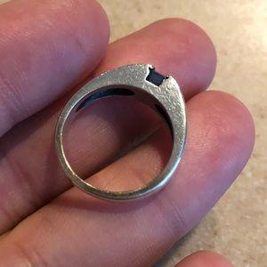 James Avery Jewelry - James Avery blue topaz ring size 7 *retired*